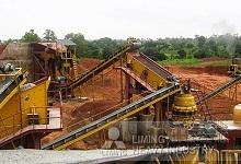 时产200-250吨河卵石制砂生