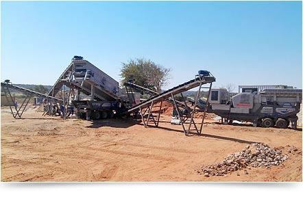 石灰石破碎,碎石生产线 破碎机专家 黎明重工